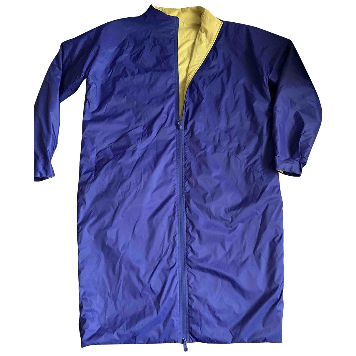Ecoalf \N Blue coat for Women M International