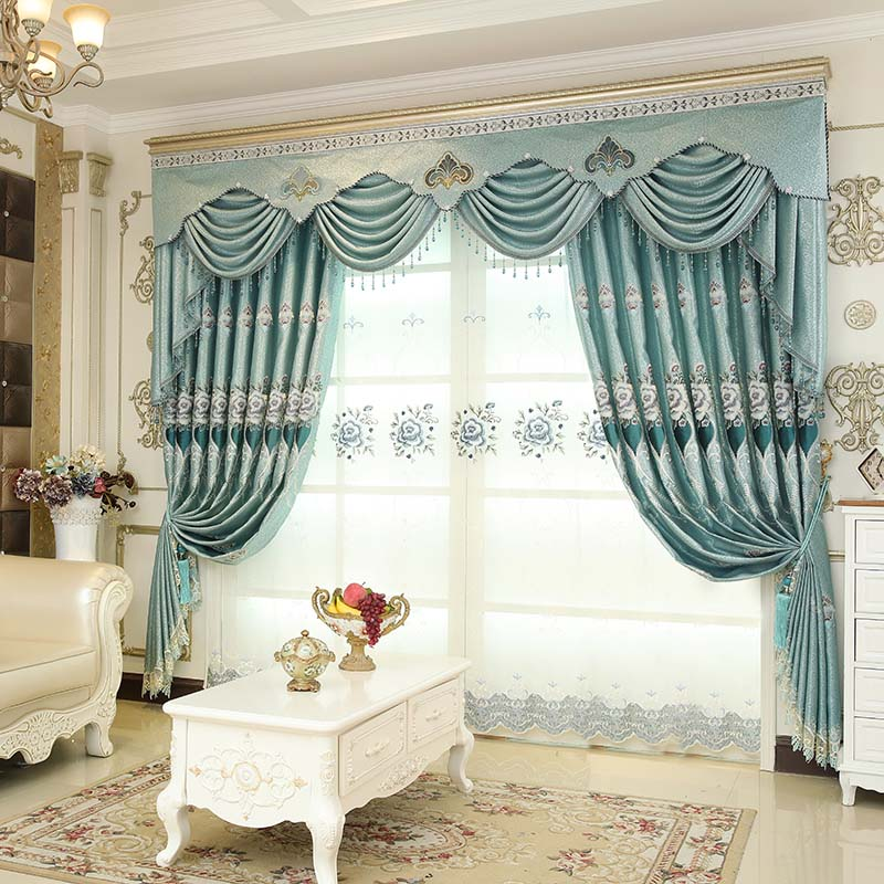 Beddinginn Modern Blackout Window Screening Curtains