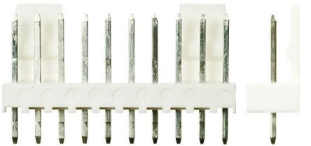 Molex , KK 254, 6410, 11 Way, 1 Row, Straight PCB Header (5)