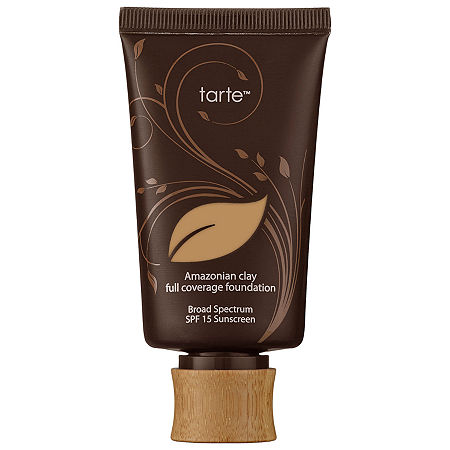 tarte Amazonian Clay 12-Hour Full Coverage Foundation SPF 15, One Size , Beige