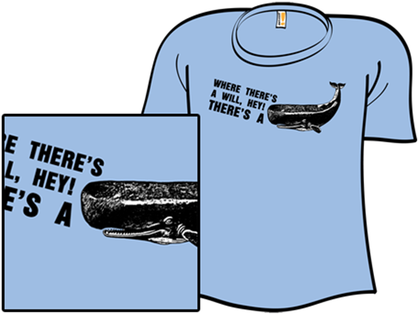 Without Porpoise T Shirt