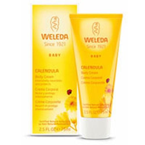 Calendula Baby Cream 2.5 FL Oz by Weleda