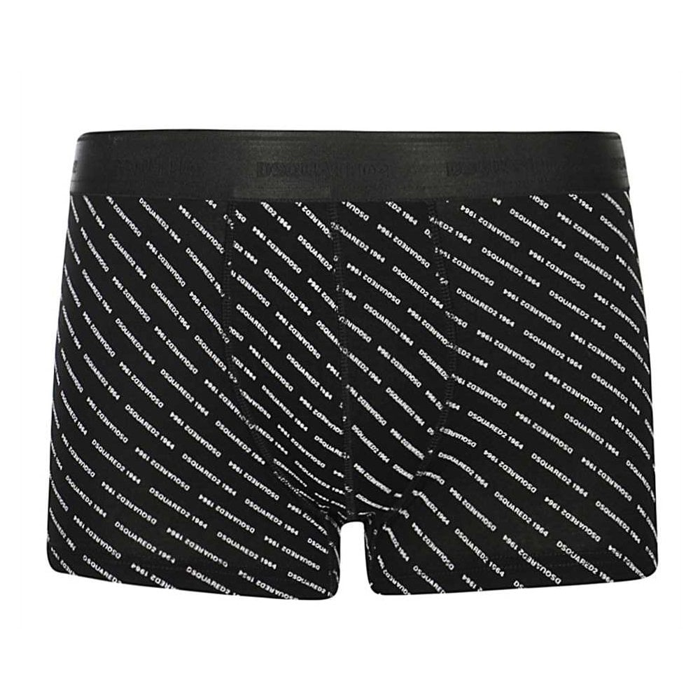 Dsquared2 Dsq2 1964 Underwear Colour: BLACK, Size: LARGE