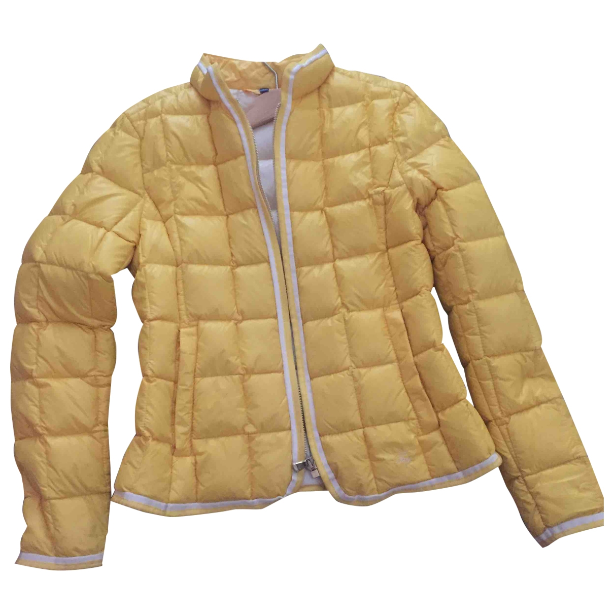 Fay \N Yellow Cotton jacket & coat for Kids 10 years - up to 142cm FR