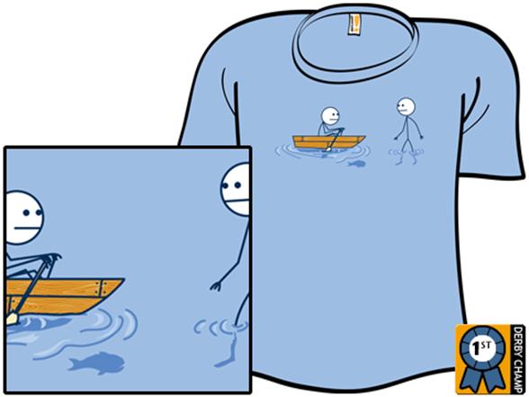 Row Vs. Wade T Shirt