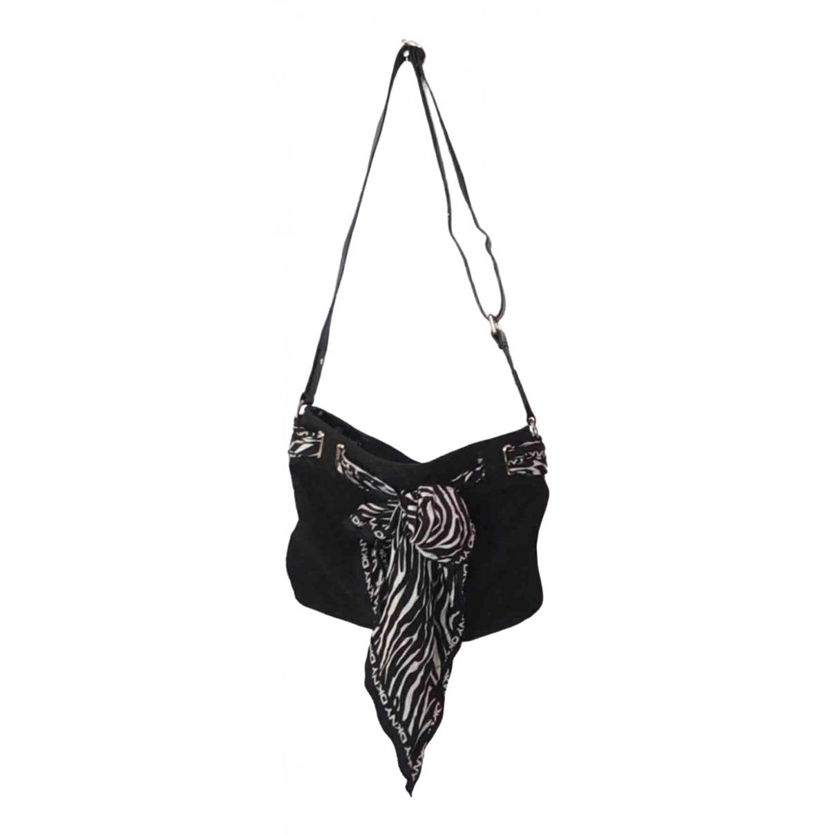 Dkny \N Black handbag for Women \N