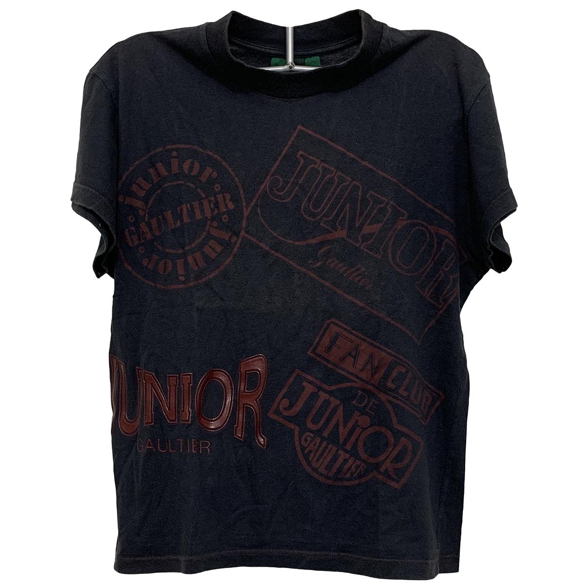 Jean Paul Gaultier \N Multicolour Cotton  top for Women 40 IT