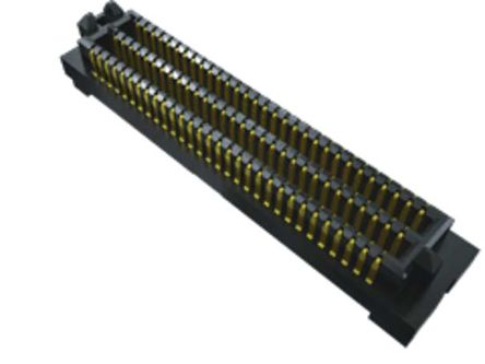 Samtec , SEAM8, 180 Way, 6 Row, Vertical PCB Header (275)