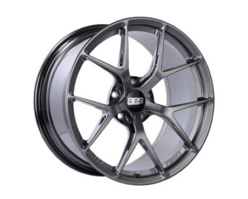 BBS FI-R Wheel 20x11.5 5x112 40mm Platinum Gloss