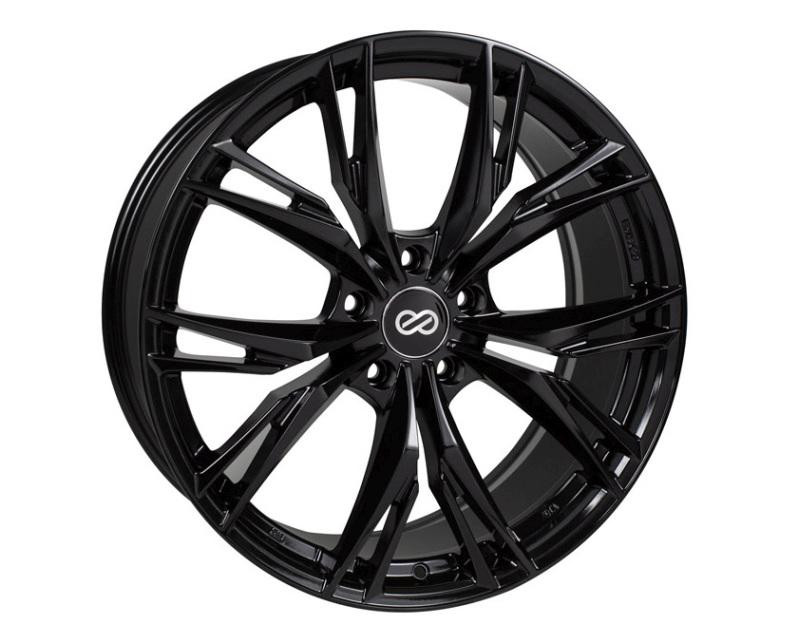 Enkei ONX Wheel Performance Series Gloss Black 18x8 5x108 40mm