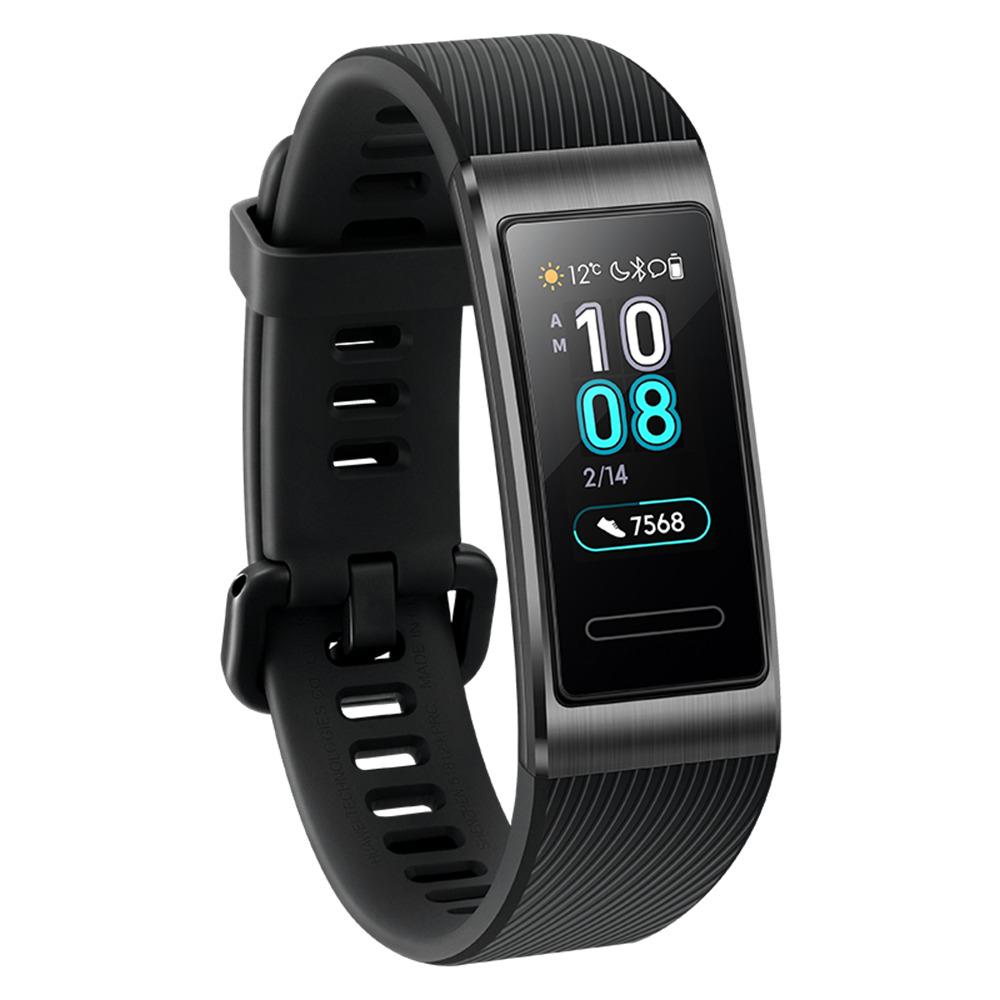 Huawei Band 3 Pro Smart Bracelet Black