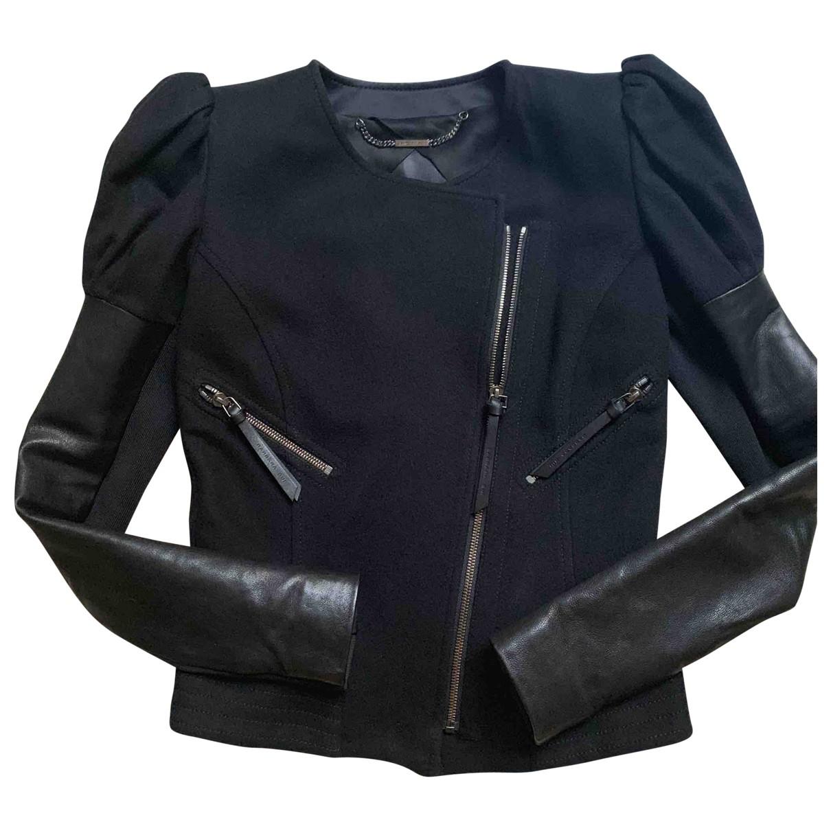 Barbara Bui \N Black Wool jacket for Women XS International