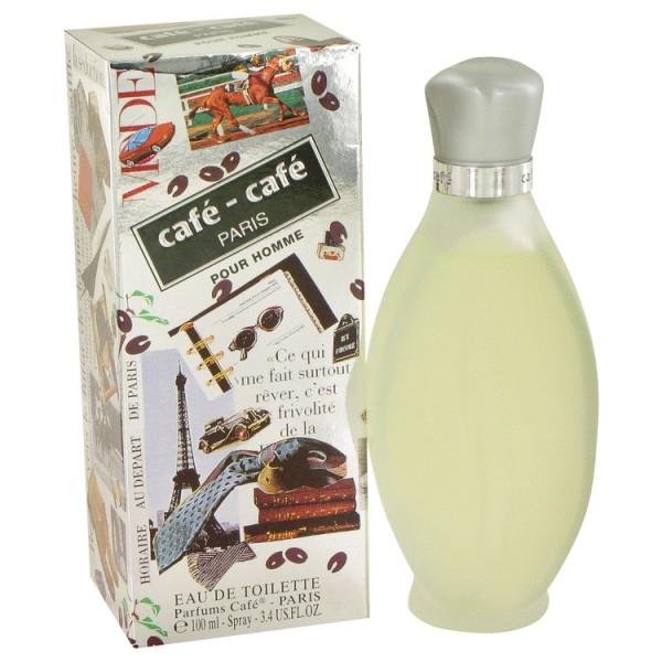 Cofinluxe - Café - Café : Eau de Toilette Spray 3.4 Oz / 100 ml