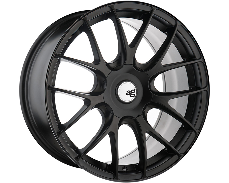 Avant Garde M410-FB888201030 Matte Black M410 Wheel 20x10 5x114.3 30mm