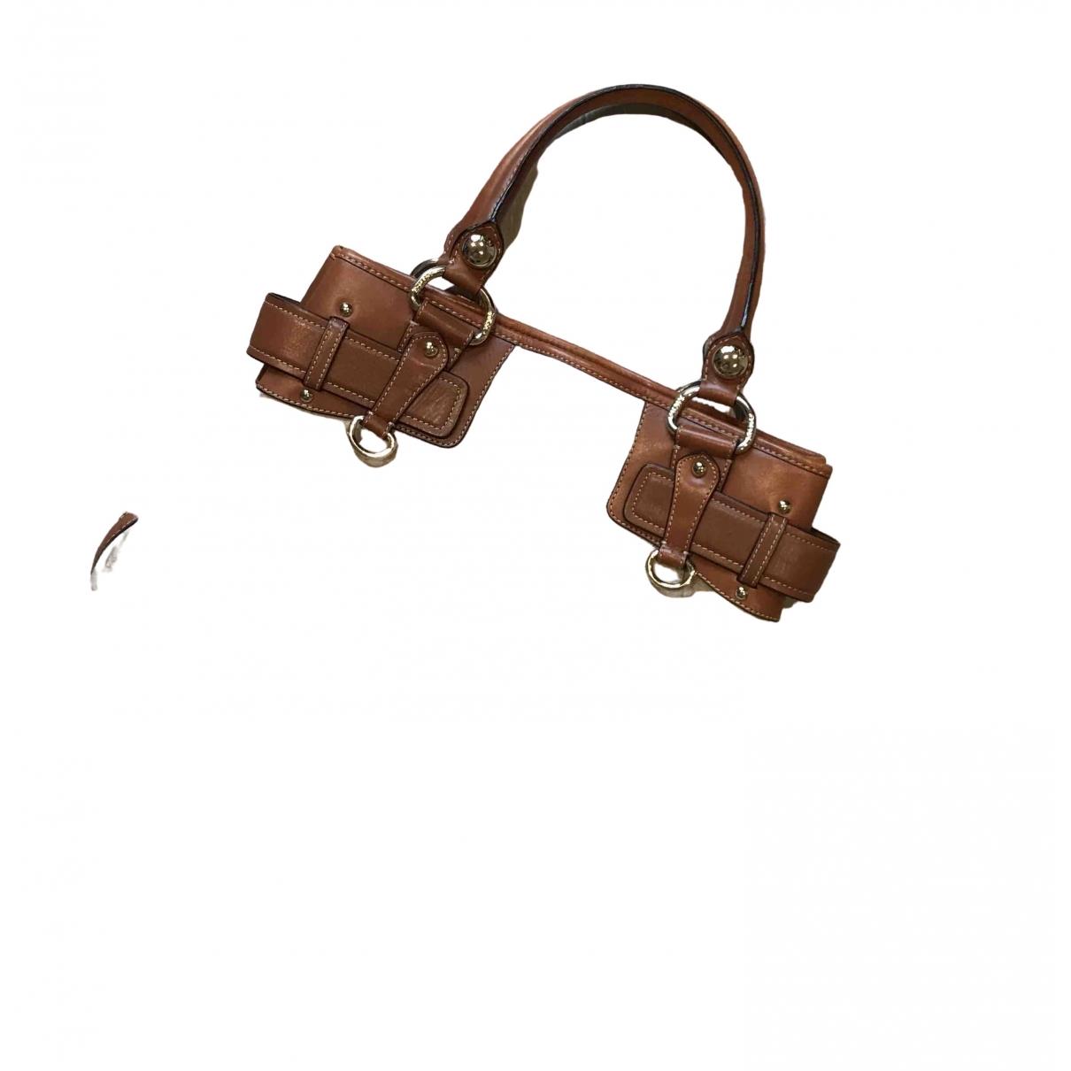 Dkny \N Ecru Cloth handbag for Women \N