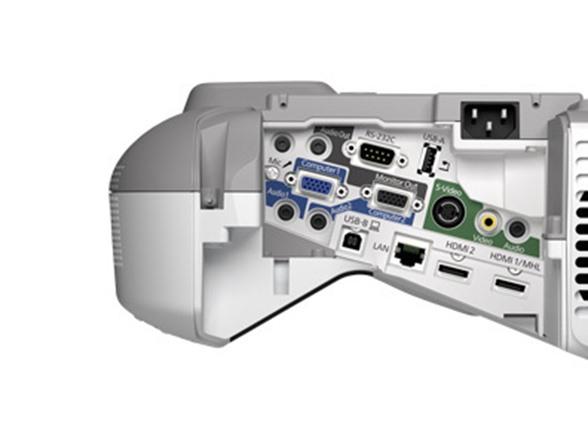 Epson Powerlite 470 Multimedia Projector