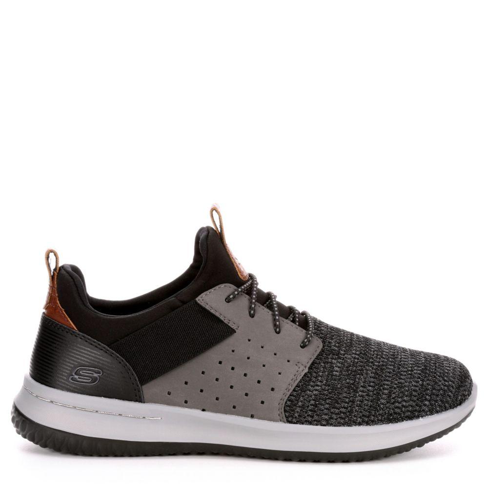 Skechers Street Mens Delson-Camden Shoes Sneakers