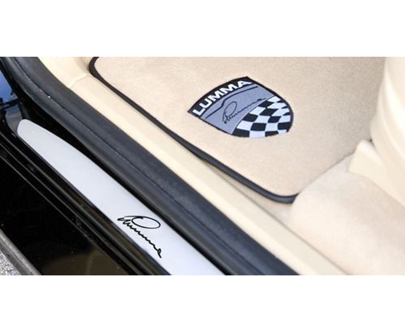 LUMMA CLR X 530 2 Piece Carbon Entrance Borders for BMW X5 06-13