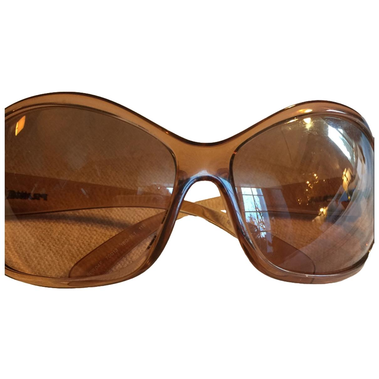 Prada \N Beige Sunglasses for Women \N