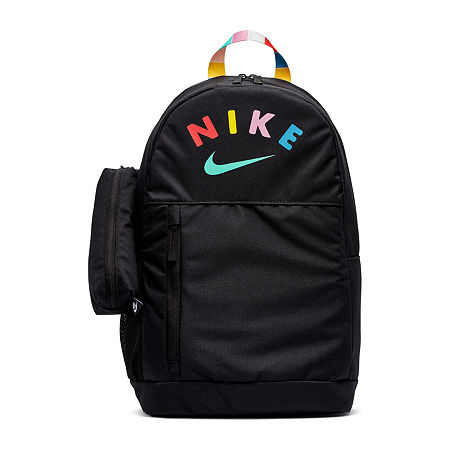 Nike Youth Elemental Backpack, One Size , Black