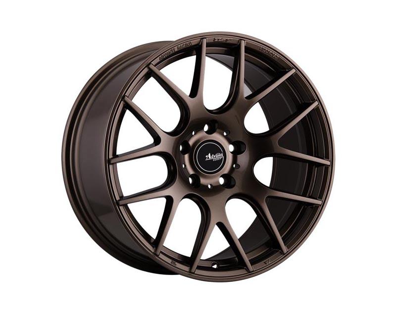 Advanti Racing Vigoroso V1 Wheel 19x9.5 5x1200 35 BZGLXX Gloss Bronze