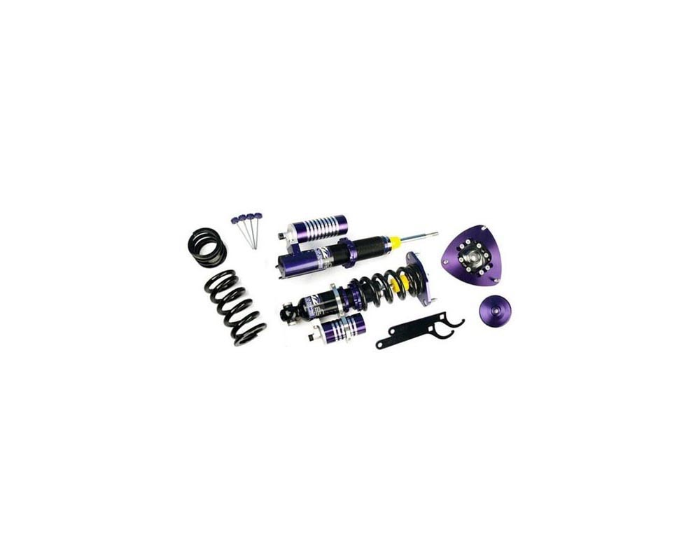D2 Racing R Spec Series Coilover Kit Mitsubishi Evolution 7 8 9 2001-2007