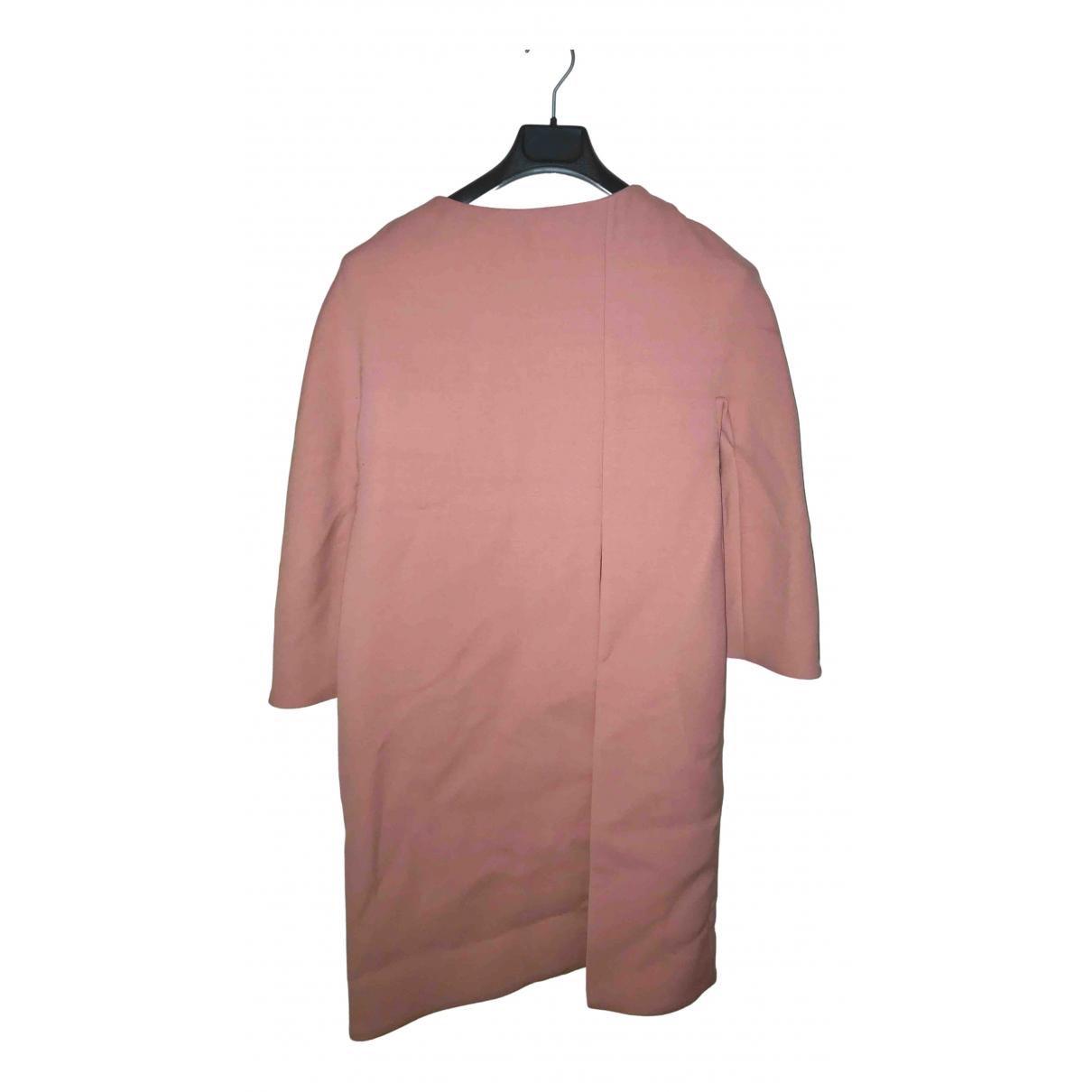 Marni \N Pink Wool dress for Women 38 IT