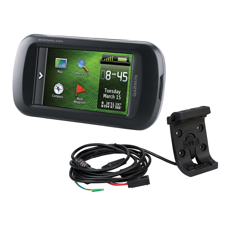 Can-Am Canadian Map for Garmin MONTANA 680T GPS