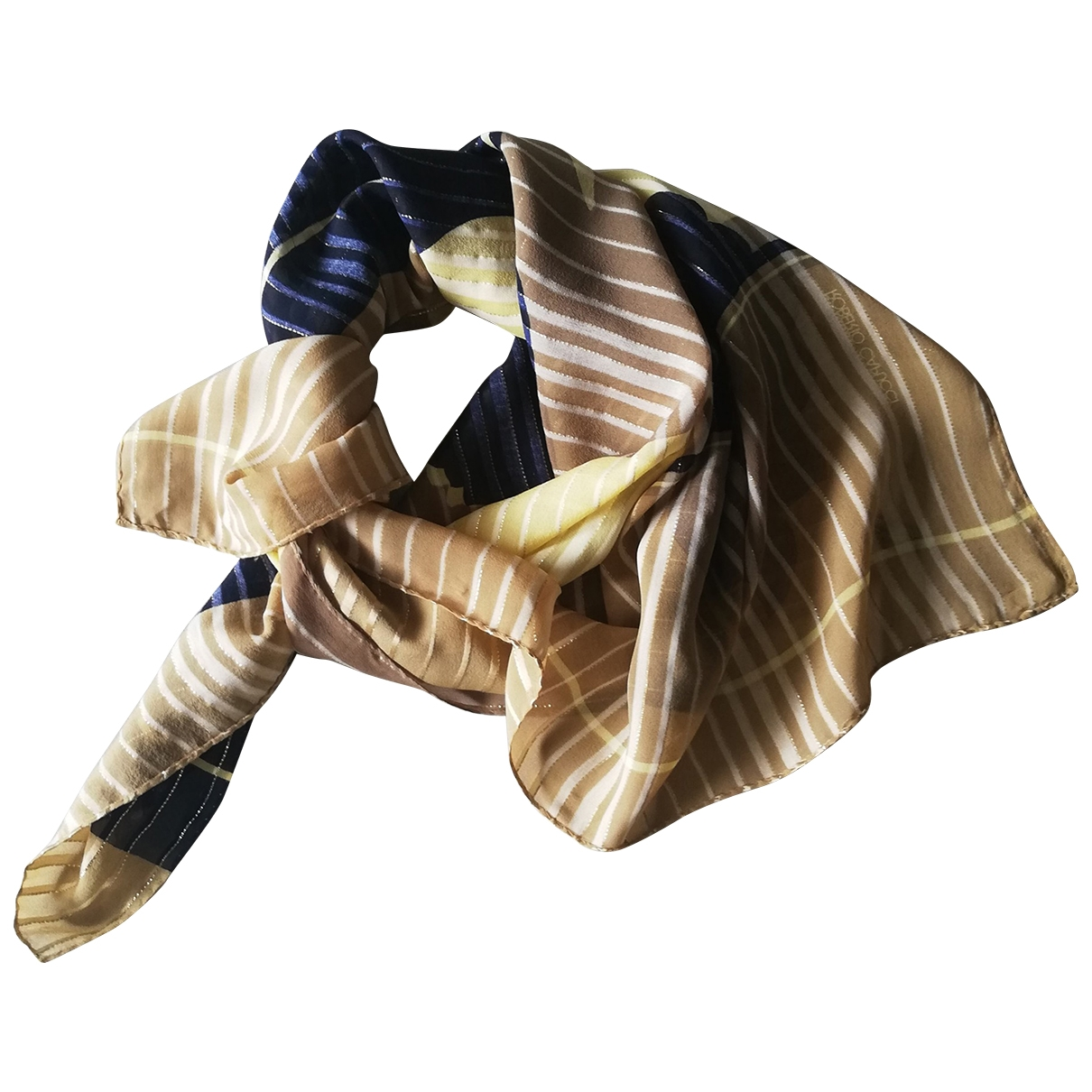 Roberto Capucci \N Multicolour Silk scarf for Women \N