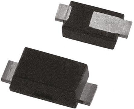 DiodesZetex Diodes Inc 40V 3A, Schottky Diode, 2-Pin PowerDI 123 SBRT3M40P1-7 (50)