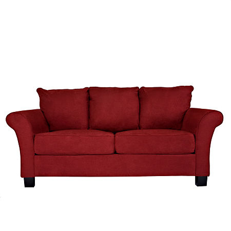 Rockford SoFast Compact Sofa, One Size , Red