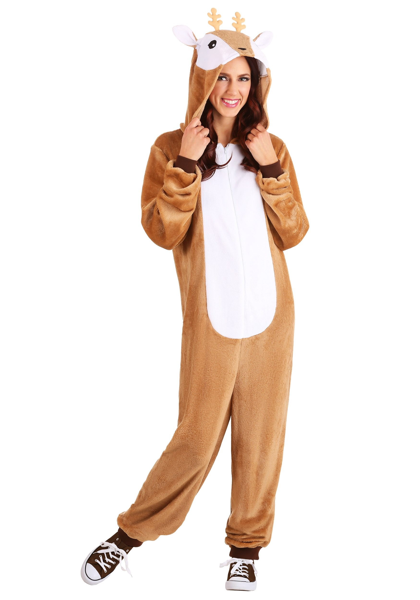 Fawn Deer Women's Costume