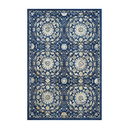 Safavieh Rozanne Medallion Rectangular Rugs, One Size , Multiple Colors