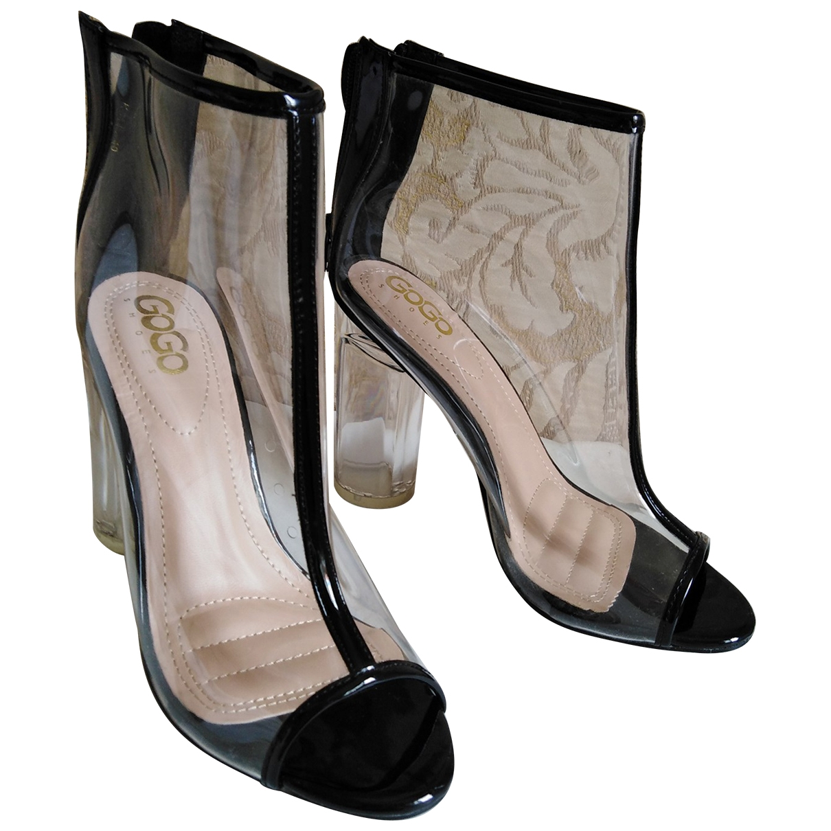 Non Signé / Unsigned \N Heels for Women 40 IT