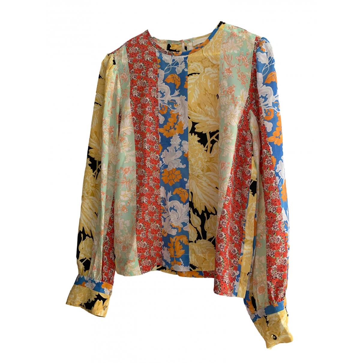 Stine Goya \N Silk  top for Women XS International