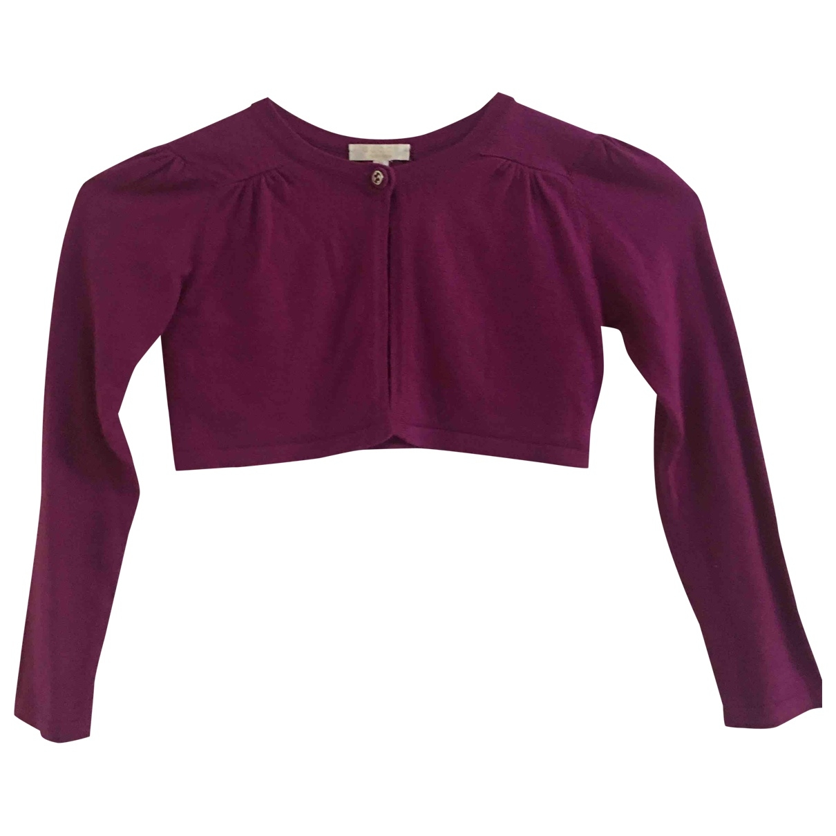 Gucci \N Purple Cotton Knitwear for Kids 3 years - up to 98cm FR
