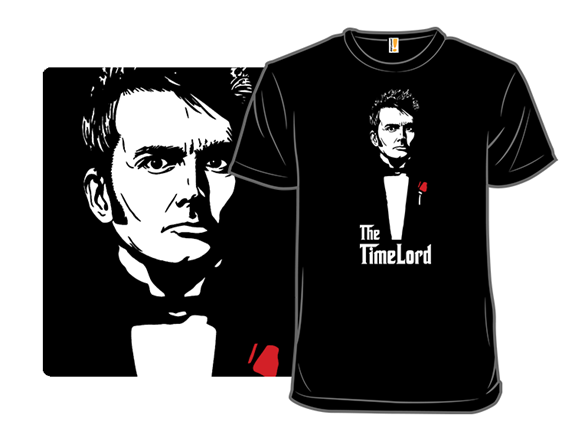 The Time Lord T Shirt