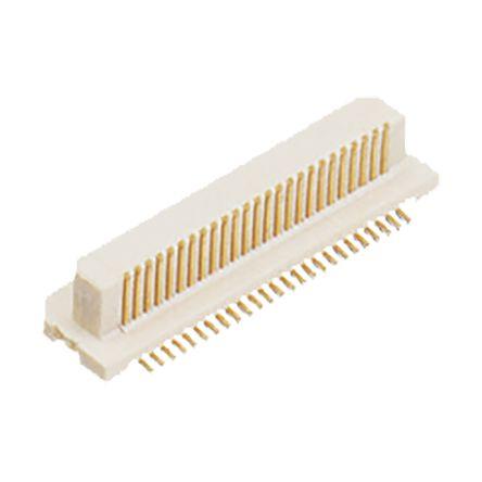 Panasonic , P5KS, 60 Way, 2 Row, Straight PCB Header (500)