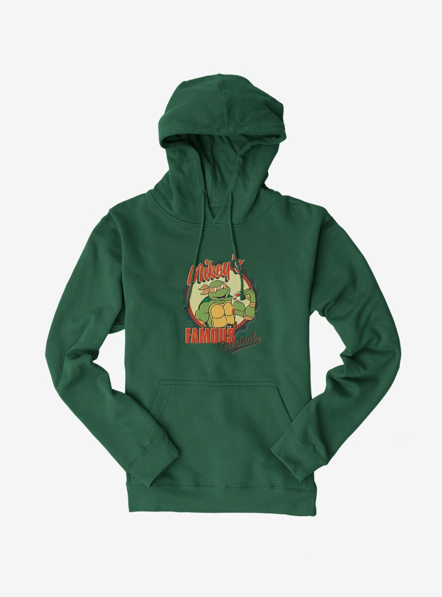 Teenage Mutant Ninja Turtles Mikey's Famous Original Pizza Hoodie