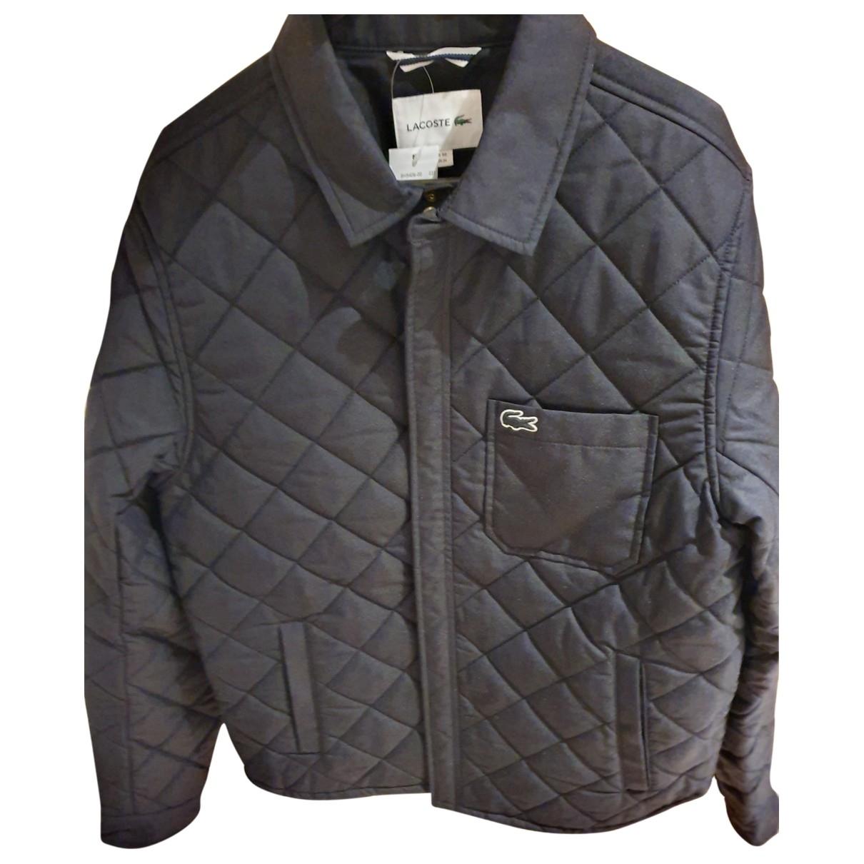 Lacoste \N Blue Cotton jacket  for Men M International