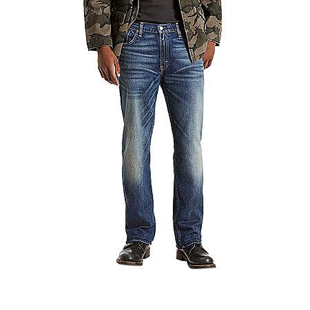 Levi's Men's 514 Straight Fit Jeans, 40 32, Blue