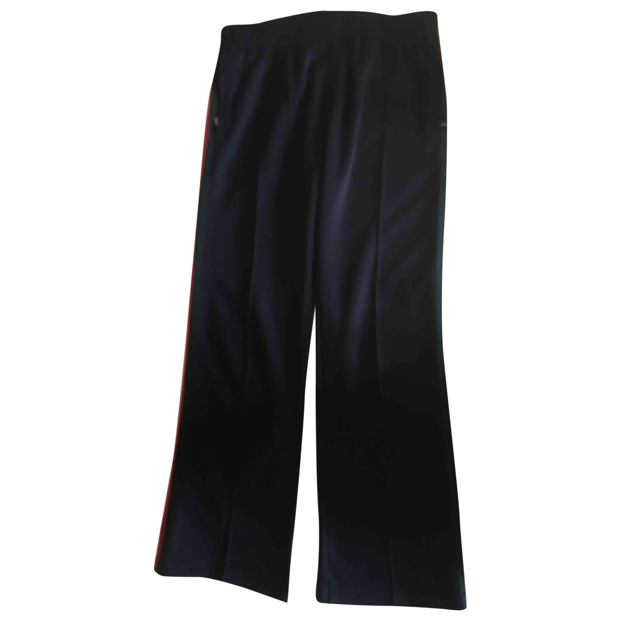 Gucci \N Black Trousers for Men L International