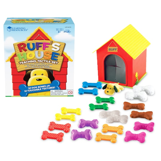 Ruff'S House™ Teaching Tactile SetLearning Resources | Michaels®