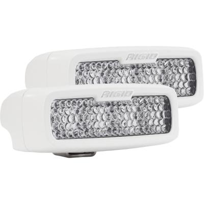 Rigid Industries M-Series SR-Q2 Single Row 60 Deg. Diffusion LED Light - 955513