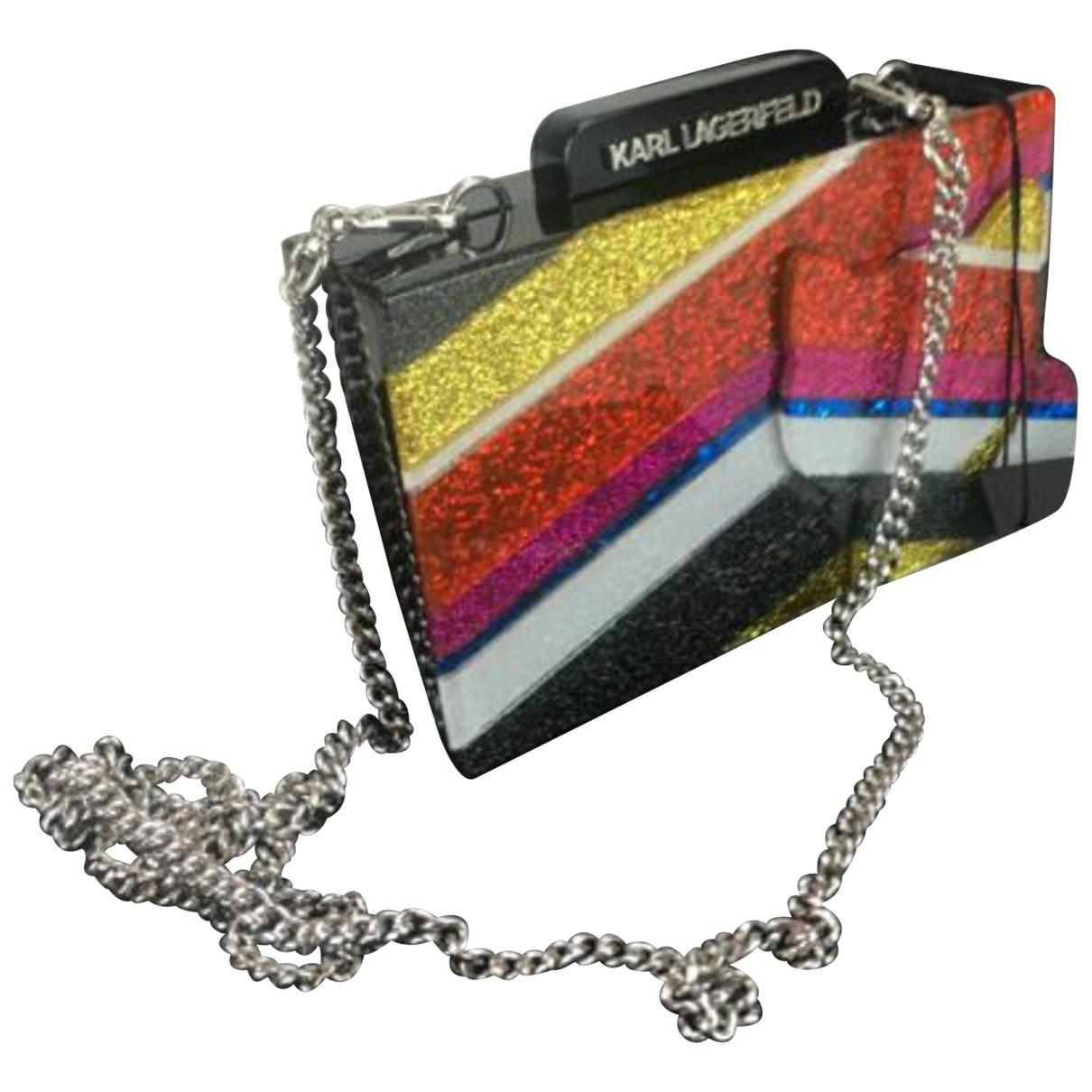Karl Lagerfeld \N Multicolour Glitter Clutch bag for Women \N