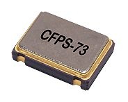 IQD , 40MHz Clock Oscillator, ±50ppm HCMOS, 4-Pin SMD LFSPXO018042 831018042 (1000)