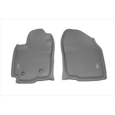 Nifty Catch-All Xtreme Front Floor Mat (Gray) - 404902