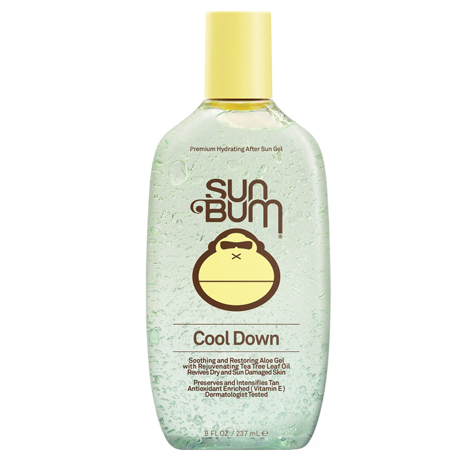 Sun Bum Cool Down Premium Hydrating After Sun Gel (8.0 fl oz / 237 ml)