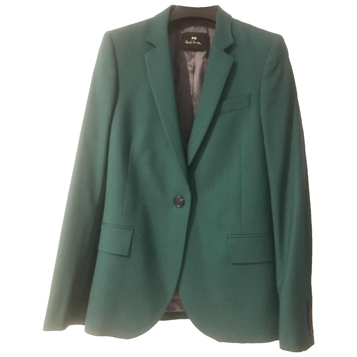 Paul Smith \N Green Wool jacket for Women 36 IT