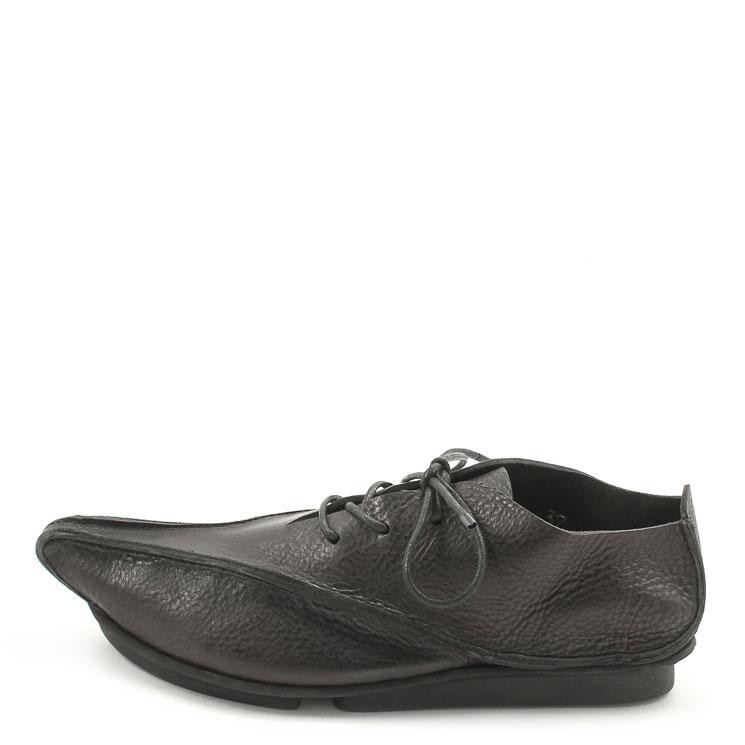 Trippen, Boost f Penna Women's Lace-up Shoes, black Größe 37
